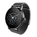 voordelige Autoladers-kw88 smart watch bt fitness tracker ondersteuning kennisgeving / hartslagmeter ingebouwde gps sport smartwatch compatibel met samsung / iphone / android telefoons