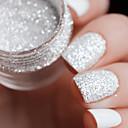 ieftine Îngrijire Unghii-1 pcs Strălucire nail art pedichiura si manichiura Zilnic Glitters / Modă
