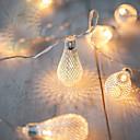 povoljno LED svjetla u traci-2.5m Žice sa svjetlima 20 LED diode Ukrasno / IP44