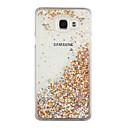 voordelige Galaxy A5(2016) Hoesjes / covers-hoesje Voor Samsung Galaxy A7(2016) / A5(2016) Stromende vloeistof Achterkant Glitterglans Hard PC