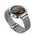 voordelige Smartwatch-accessoires-Horlogeband voor Huawei Watch / Withings Activité / Withings Activité Pop Huawei / Withings Milanese lus Roestvrij staal Polsband