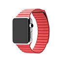 povoljno Halloween smink-Pogledajte Band za Apple Watch Series 5/4/3/2/1 Apple Kožni remen Prava koža Traka za ruku