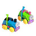 رخيصةأون الستائر-لعبة الريح حداثة Train بلاستيك 1 pcs قطع للصبيان للفتيات ألعاب هدية