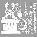 voordelige iPhone 5 hoesjes-Decoratieve Muurstickers - Vliegtuig Muurstickers Dieren Romantiek Vormen Kerstmis Feest Woorden en Citaten Woonkamer Slaapkamer Badkamer