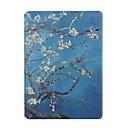 povoljno iPhone futrole/maske-Θήκη Za Apple iPad 4/3/2 / Apple Utor za kartice / Origami Korice Cvijet Tvrdo PU koža