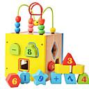 رخيصةأون تزيين المنزل-مخفف الضغط / ألعاب تربوية هوايات ألعاب حداثة مربع خشب قوس قزح للأولاد / للبنات