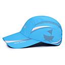 ieftine Pălării, Șepci & Bandane-Bărbați Pentru femei Unisex Literă & Număr Pălării Șapcă Impermeabil Cremă Cu Protecție Solară Respirabil pentru Baseball Spandex Vară Negru Alb Albastru celest / Strech / Uscare rapidă