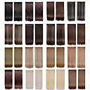 ieftine Extensii de Păr-5 clipuri lung și drept culoare 4/613 clip de păr sintetic în extensii de par pentru femei mai multe culori disponibile