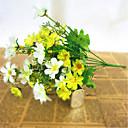 رخيصةأون أدوات الفرن-زهور اصطناعية 1 فرع النمط الرعوي الإقحوانات أزهار الطاولة