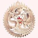 رخيصةأون 3D الألغاز-تركيب خشبي النماذج الخشبية بناء مشهور الزراعة الصينية بيت المستوى المهني خشبي 1 pcs للأطفال للبالغين للصبيان للفتيات ألعاب هدية