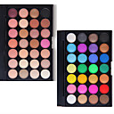 Makeup 28 Colors Eyeshadow / Eyeshadow Palette / Powders Cosmetic Widespread / Professional Level Long Lasting Daily Makeup / Halloween Makeup / Party Makeup 1160 Cosmetic