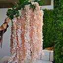 povoljno LED svjetla u traci-Umjetna Cvijeće 1 Podružnica Moderna Biljke Cvjeće za stol