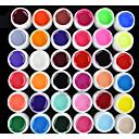 povoljno Šminka i njega noktiju-Lak za nokte UV gel 8 ml 36 pcs UV gel u boji / Gel UV graditelj / Klasik Soak off dugotrajnim Dnevno UV gel u boji / Gel UV graditelj / Klasik Brzo kemijska