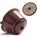 رخيصةأون أدوات القهوة-مصفاة محمول إلى القهوة ستانلس ستيل Plastic