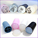 1 pcs 3D Nail Acrylic Molds Nail Jewelry Stamping Plate nail art Manicure Pedicure Daily Abstract / Fashion
