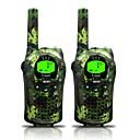 T668 462 迷彩 Handheld Low Battery Warning / Power Saving Function / VOX 3KM-5KM 3KM-5KM 22 0.5 W Walkie Talkie Two Way Radio
