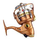 رخيصةأون قفازات الدراجات النارية-Fishing Reels بكرة دوارة 2.6:1 نسبة أعداد التروس والاسنان+13 الكرة كراسى توجيه اليد قابلة تغيير الصيد العام - DF GOLD