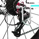 رخيصةأون زجاجات وأقفاص الزجاجات-واقي مغير السرعة مضاعف من أجل دراجة الطريق دراجة جبلية BMX TT دراجة قابلة للطي ركوب الدراجة سبيكة ألومنيوم أسود