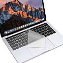 ieftine Ecrane Protecție Tabletă-xskn® versiunea europeană și americană ultra-subțire de piele tastatură pentru 2016 TPU nou MacBook Pro 13.3 / 15.4 cu bara de atingere a