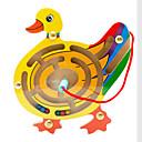 povoljno Muški satovi-Muwanzi Magnetski labirinti Poučna igračka S magnetom Noviteti Drvo Crtići 1 pcs Dječji Odrasli Dječaci Djevojčice Igračke za kućne ljubimce Poklon