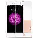 Χαμηλού Κόστους Προστατευτικά Οθόνης για iPhone 6s / 6 Plus-AppleScreen ProtectoriPhone 6s Plus Επίπεδο σκληρότητας 9H Προστατευτικό μπροστινής οθόνης 1 τμχ Σκληρυμένο Γυαλί