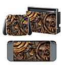 رخيصةأون إكسسوارات ننتيندو سويتش-B-SKIN Nintendo Switch / NS لاصق من أجل تبديل نينتندو ، محمول / حداثة لاصق PVC 1 pcs وحدة