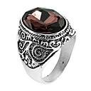 povoljno LED noćna rasvjeta-Prsten prsten za palac Kristal Kava Kristal Legura Azijski Dnevno Kauzalni Jewelry Obrtnik