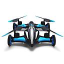 povoljno RC Quadcopter-RC Dron JJRC H23 4 Kanala 6 OS 2.4G RC quadcopter LED svjetla / Povratak S Jednom Tipkom / Izravna Kontrola RC Quadcopter / Daljinski Upravljač / USB kabel / Flip Od 360° U Letu / Flip Od 360° U Letu