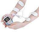 ieftine Diode-maseur 4 tampoane corp plin slăbire musculare puls electric subțire se relaxeze arzător de grăsime