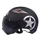 povoljno Kacige-GXT M11 Otvorena kaciga Odrasli Uniseks Motocikl Kaciga Protiv zamagljivanja / Prozračnost