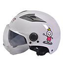 رخيصةأون خوذات الدراجات النارية-GXT M11 وجه مفتوح بالغين للجنسين دراجة نارية خوذة ضد الضباب / متنفس