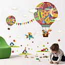 ieftine Gadget Baie-Animale Modă Forme Perete Postituri Autocolante perete plane Autocolante de Perete Decorative, Vinil Pagina de decorare de perete Decal