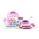 رخيصةأون خزانة المكياج و المجوهرات-تسوق البقاله لعب تمثيلي تسجيل النقدية لعبة حداثة بلاستيك للأطفال ألعاب هدية