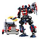 ieftine Îngrijire Unghii-GUDI Robot Jucării pentru mașini Lego 377 pcs Războinic Aparat Robot compatibil Legoing Transformabil Creative Cool Clasic & Fără Vârstă Elegant & Luxos Fermecător & Dramatic Băieți Fete Jucarii Cadou