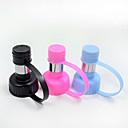 povoljno Potrepštine i timarenje za psa-Mačka Pas Zdjele i boce s vodom Tikovina plastika Prijenosno Crn Plava Pink Zdjele & Hranjenje
