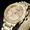 ieftine Organizatoare Birou-Pentru femei Ceas de Mână ceas de aur Quartz Oțel inoxidabil Argint / Auriu Cool Analog femei Modă - Auriu Argintiu Trandafiriu Un an Durată de Viaţă Baterie / SSUO 377