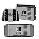 ieftine Accesorii Nintendo Switch-B-SKIN NS Acțibild Pentru Nintendo comutator . Portabil / Novelty Acțibild PVC 1 pcs unitate