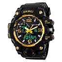 olcso a legnépszerűbb-Intelligens Watch YY1155 mert Hosszú készenléti idő / Vízálló / Több funkciós Dugók & Töltők / Ébresztőóra / Kronográf / Naptár / > 480