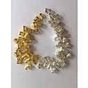 رخيصةأون مجوهرات الشعر-طبيعي فقط جاف مجوهرات الشعر سبيكة