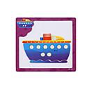 voordelige iPhone 5 hoesjes-Tangram 3D-puzzels Legpuzzel Schip Plezier Klassiek Kinderen Speeltjes Geschenk / Houten puzzels