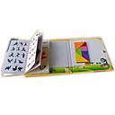 povoljno Zaštitne folije za Samsung-Tangram Puzzle Drvene puzzle S magnetom Dječji Uniseks Dječaci Djevojčice Igračke za kućne ljubimce Poklon