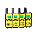 899 446 Walkie Talkie Handheld Low Battery Warning Power Saving Function VOX CTCSS/CDCSS Auto-Transpond Backlight LCD Display Scan