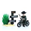 رخيصةأون البناء و المكعبات-ENLIGHTEN أحجار البناء ألعاب تربوية 20 pcs محارب متوافق Legoing للصبيان للفتيات ألعاب هدية
