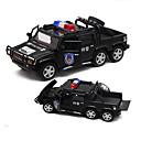 رخيصةأون حافظات / جرابات هواتف جالكسي S-سيارات السحب سيارة الشرطة ألعاب هدية / معدن