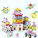 povoljno Konstrukcijske igračke-Kocke za slaganje Igračke za kućne ljubimce Arhitektura S magnetom Nije specificirano Komadi