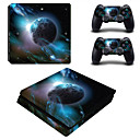 B-SKIN Sticker PS4 Slim ,  Sticker PVC 1 pcs unit
