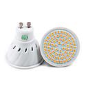 ieftine Spoturi LED-ywxlight® gu10 72d 7w 2835smd 500-700lm condus lumină de porumb cald alb rece rece alb natural condus lumina reflectoarelor ac 110-120v