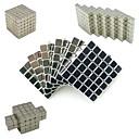 ieftine Jucării cu Magnet-216 pcs 3mm Jucării Magnet Bloc magnetic Lego Super Strong pământuri rare magneți Magnet Neodymium Magnet Neodymium Stres și anxietate relief Birouri pentru birou Reparații Pentru copii / Adulți