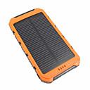 povoljno Prstenje-10000 mAh Za Eksterna baterija Power Bank 5 V Za 3.1 A / # Za Punjač Vodootporno / Multi-izlaz / Solarno punjenje LED