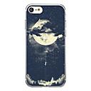 رخيصةأون المكياج & العناية بالأظافر-غطاء من أجل Apple iPhone X / iPhone 8 Plus / iPhone 8 نحيف جداً / نموذج غطاء خلفي قرميدة ناعم TPU